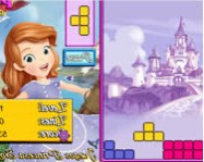 Sofia the first tetris online