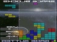 Space blocks tetris j�t�kok